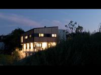 Einfamilienhaus Salzburg, Terrasse modern Design ADLHART Architekten