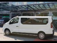 Minibus max. 8 Pax