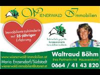 Böhm Waltraud Wienerwald Immobilien