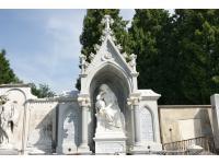 Huth-Gruft am Stadtfriedhof