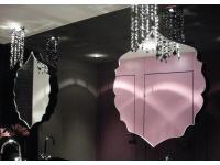 Speziell angefertigte Spiegel...