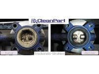 CleanPart GmbH - mobile Trockeneisreinigung u Sandstrahlarbeiten