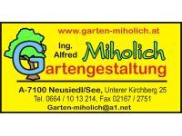 Gartengestaltung Ing. Alfred Miholich