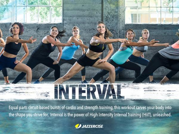Intervall Fusion oder Intervall Dance Mixx