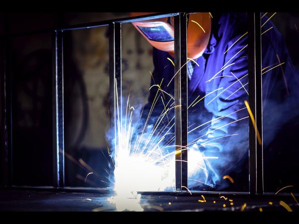 Vorschau - Stahlkonstruktion