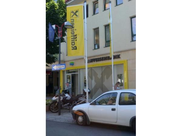 Vorschau - Foto 1 von Raiffeisenbank Burgenland Mitte, Bankstelle Mattersburg