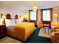 Exclusive Zimmer, Hotel Goldener Hirsch