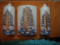 Kuneth Brigitte - Kerzen Klang Haus
