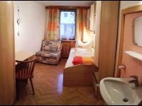 Schlafzimmer im urigen Bauernhaus