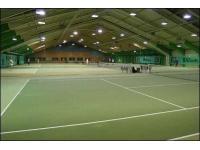 Tennishalle 2