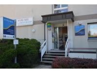 HYPO NOE Landesbank –  Universitätsklinikum Krems – SB-Foyer