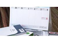 Stehkalender mit Wochenkalendarium