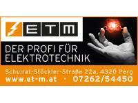 ETM GmbH Haussteuerung & Elektrotechnik
