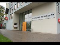 Eingangsbereich Experis Salzburg