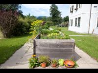 Garten wie zu Hause