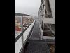 Thumbnail - Verzinktes Geländer mit Gitterrosten