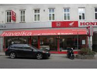 Eingang Sternwartestraße 20