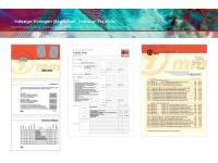 Indesign-Vorlagen (Begleitheft, Formular, Preisliste)