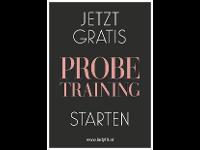 Gratis Probetraining bei LadyFit Club Graz St. Leonhard