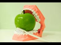 Apfel  deko