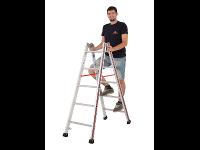 Alu Leiter - Stehleitern, Anlegeleitern, Schiebeleitern, Seilzugleitern, Teleskopleitern, uvm. ...