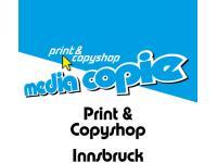 Media Copie - Copyshop - Digitaldruck - Plotservice - Innsbrch - Tirol