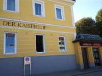 Bauböcks im Kaiserhof - Wilhelm Bauböck
