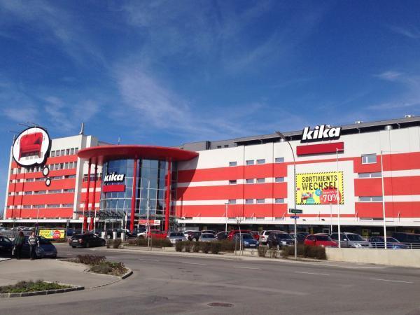 Kika Mobel Handelsgesmbh 3100 Sankt Polten Einrichtungshaus