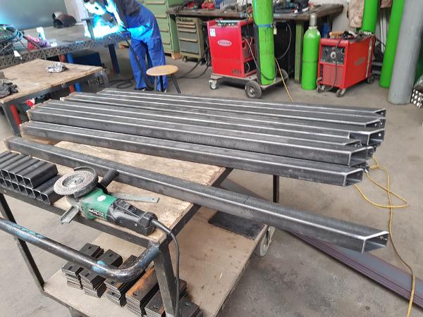 Vorschau - Stahlkonstruktionen