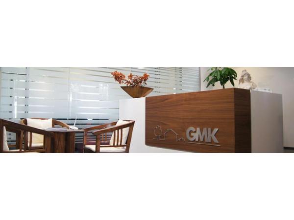 Empfang Büro GMK