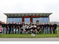 Firmensitz in Grieskirchen mit Mitarbeitern