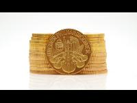 Goldmünzen Ankauf - Goldmünze verkaufen