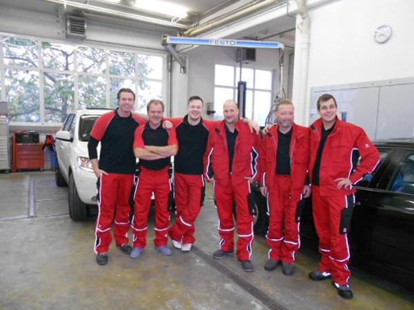 Vorschau - Team Auto Spatny