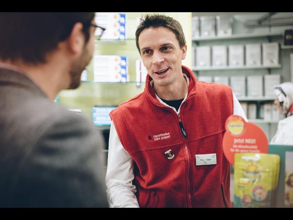 Bei uns steht der Kunde im Mittelpunkt. Wir nehmen uns für jeden einzelnen Kunden Zeit.