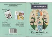 """Comic """"Wachzimmer Zwetschkengasse"""", Band 2"""