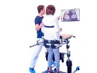 Robotikgestütztes Gleichgewichtstraining für Menschen mit Bewegungseinschränkungen