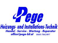 Pege - Heizungs- u. Installationstechnik