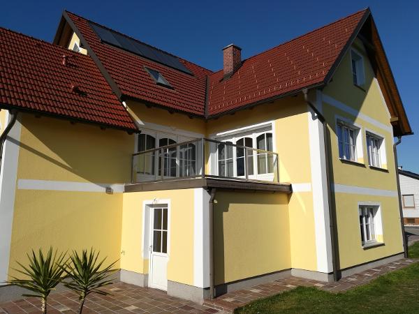 neuer Fassadenanstrich