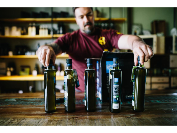 Vorschau - Verkostungs Olivenöle - Foto von m.wulz