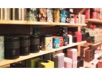 Vielfalt am Teedosen im House of Tea & Coffee