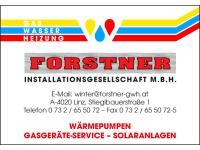 Forstner InstallationsgesmbH