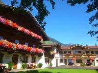 Ansicht Land und Ferienhaus Gredle