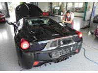 Hochwertige Fahrzeugaufbereitung mit Lackinstandsetzung