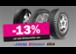 -13% auf alle Winterreifen von Michelin, BFGoodrich & Riken