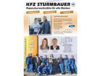Herzlich Willkommen bei KfZ-Sturmbauer