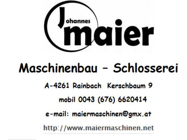 Vorschau - Foto 1 von Maier Johannes