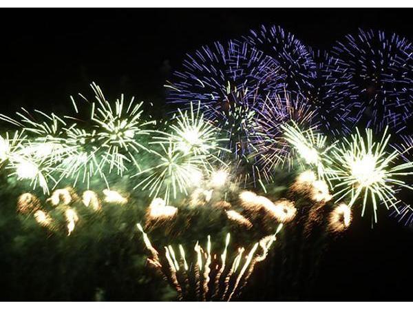 Vorschau - Feuerwerkswettbewerb Sanfermines, Pamplona
