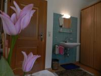 Waschbereich Einzelzimmer