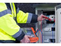 Elektrische Überprüfung