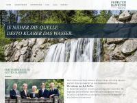 Webseite Raiffeisen Private Banking Mürztal